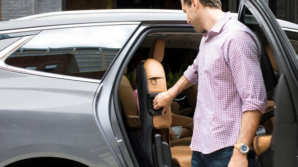 2019 Buick Enclave Folding Seat