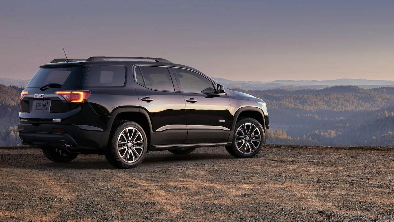 2019 GMC Acadia Cliffside