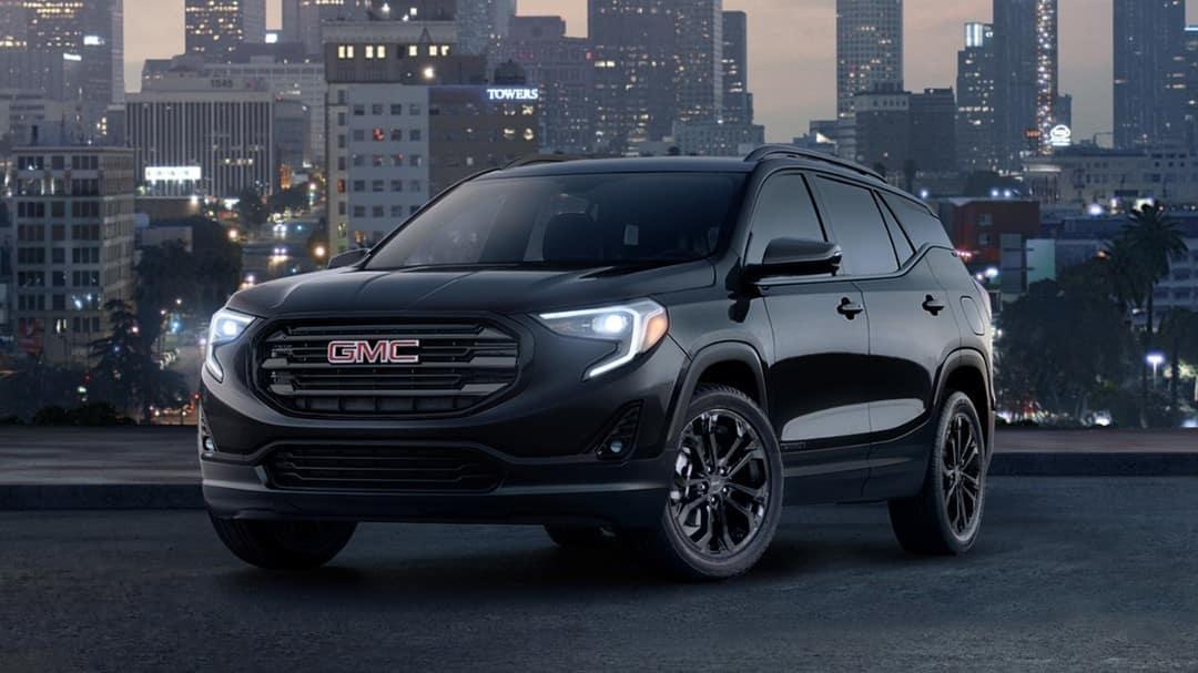2019-GMC-Terrain-Black-Edition