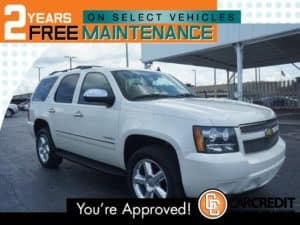 used chevy tahoe tampa