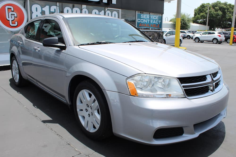Used Dodge Avenger in Tampa