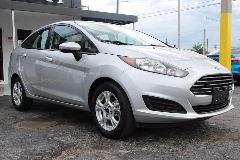 used ford fiesta in Tampa