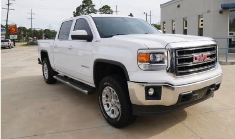 used GMC sierra in Tampa