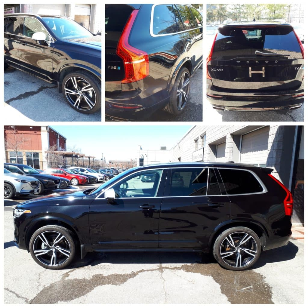 Volvo XC90 Platinum Package
