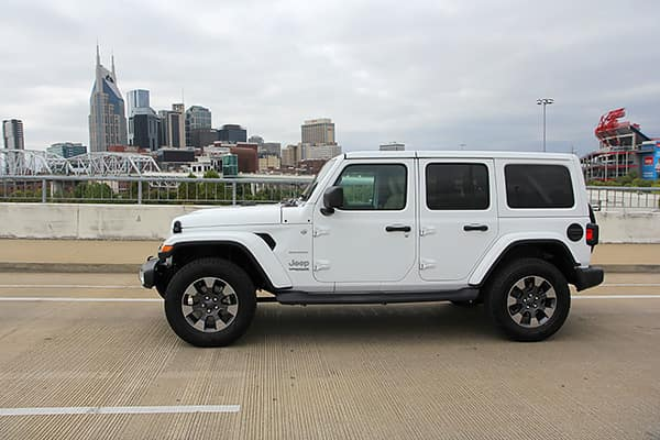 Jeep Wrangler for sale Nashville TN