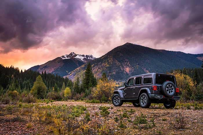 2018 Jeep Wrangler Unlimited Lease Offer