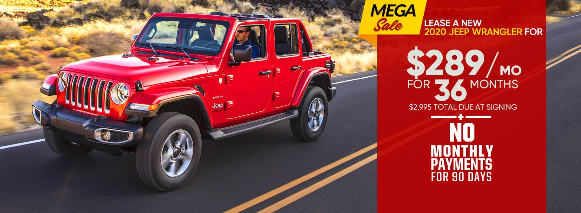 Jeep Wrangler Sale