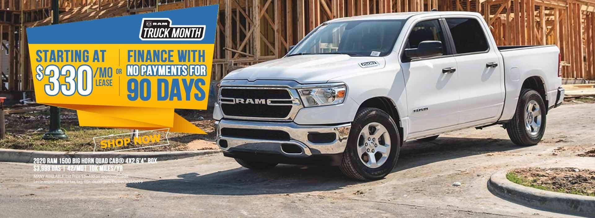 Ram 1500 2020 Sale