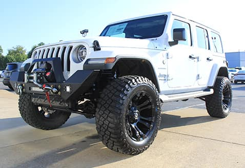 Top Jeep Off Road Modifications Columbia Chrysler Dodge Jeep Ram