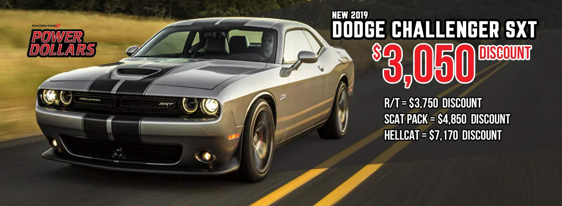 Dodge Challenger Sale
