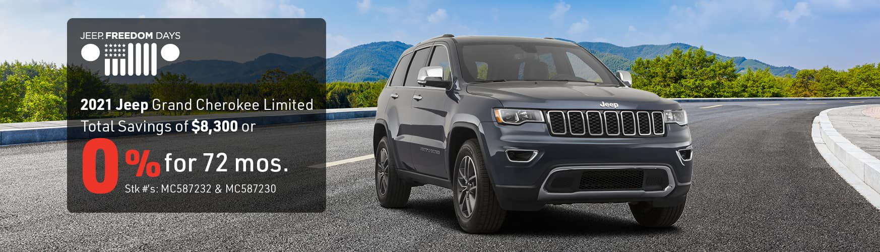 2021 Grand Cherokee Limited