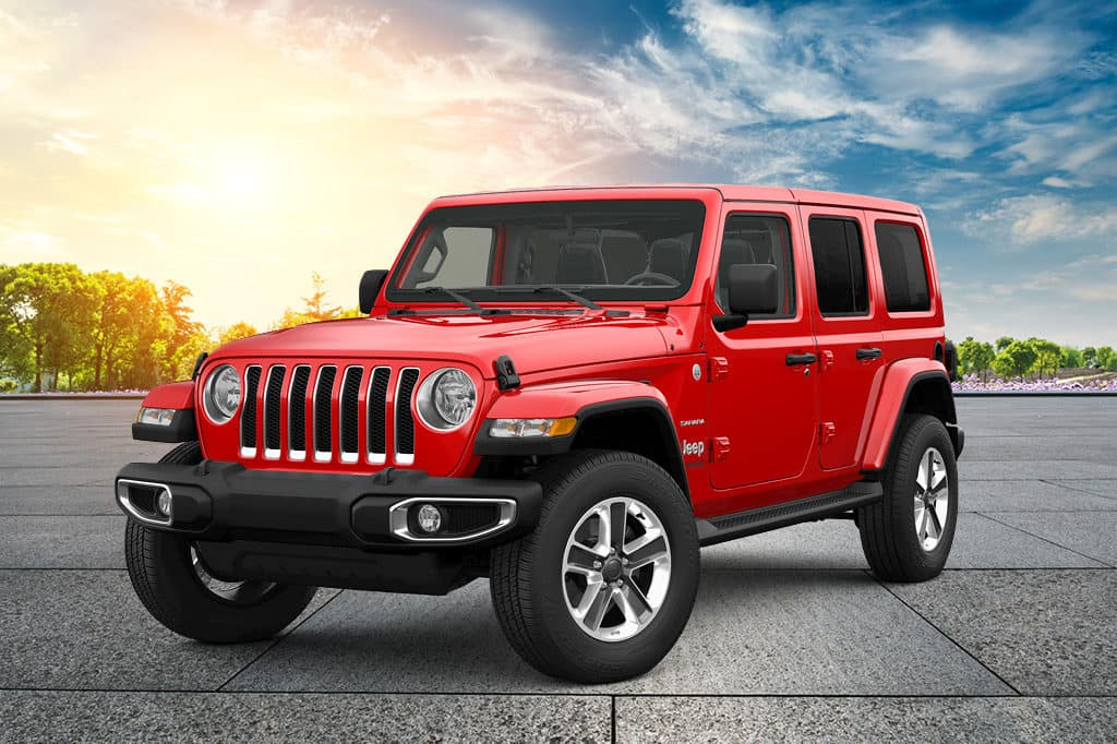 2021 Jeep Wranglers