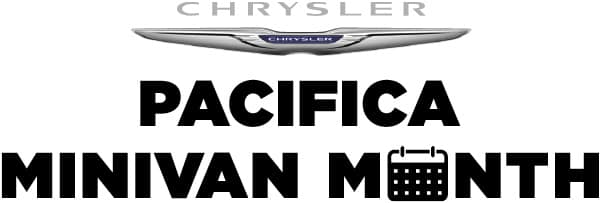 Chrysler Pacifica Minivan Month
