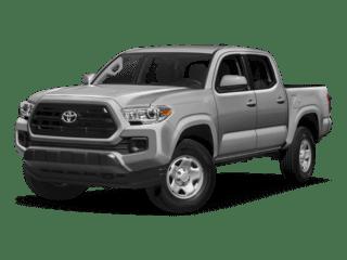 2019 Toyota Tacoma SR5 Double Cab 4x4