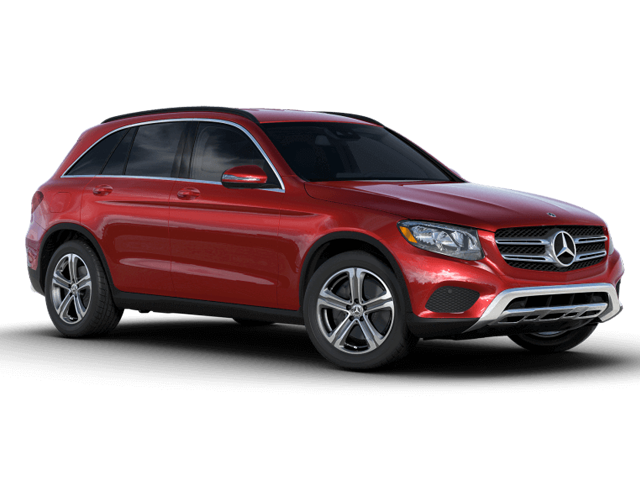 2019 Mercedes-Benz GLC 300 AT