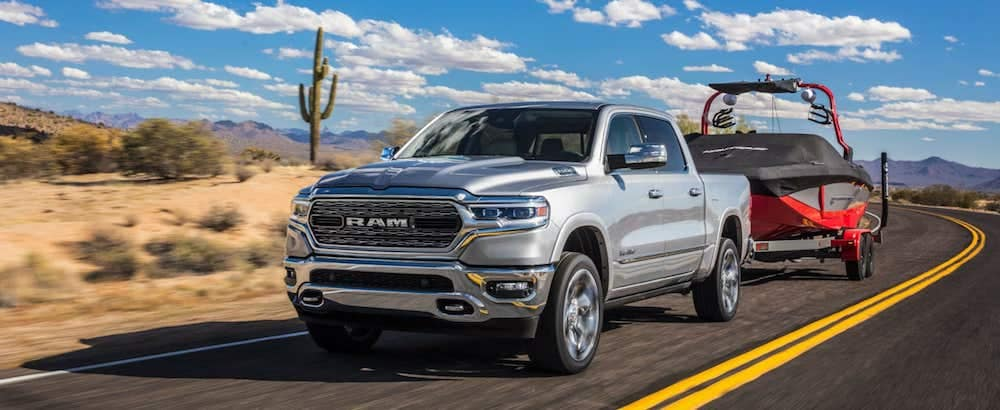 Rav4 Towing Capacity >> 2019 Ram 1500 Towing Capacity How Much Can A Ram 1500 Tow