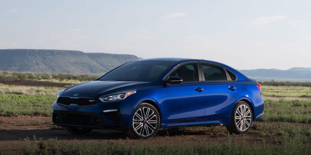 2021 Kia Forte Reviews & Pricing