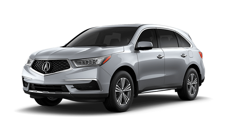2019 Acura Mdx Trims Specs Pictures Crown Acura