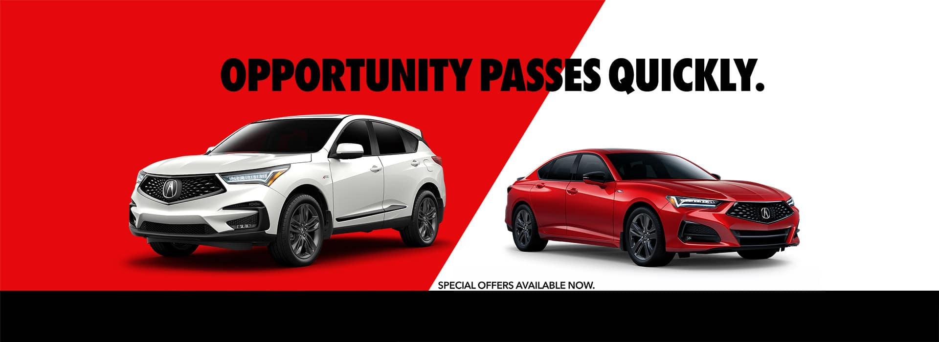 Opportunity Passes Quickly