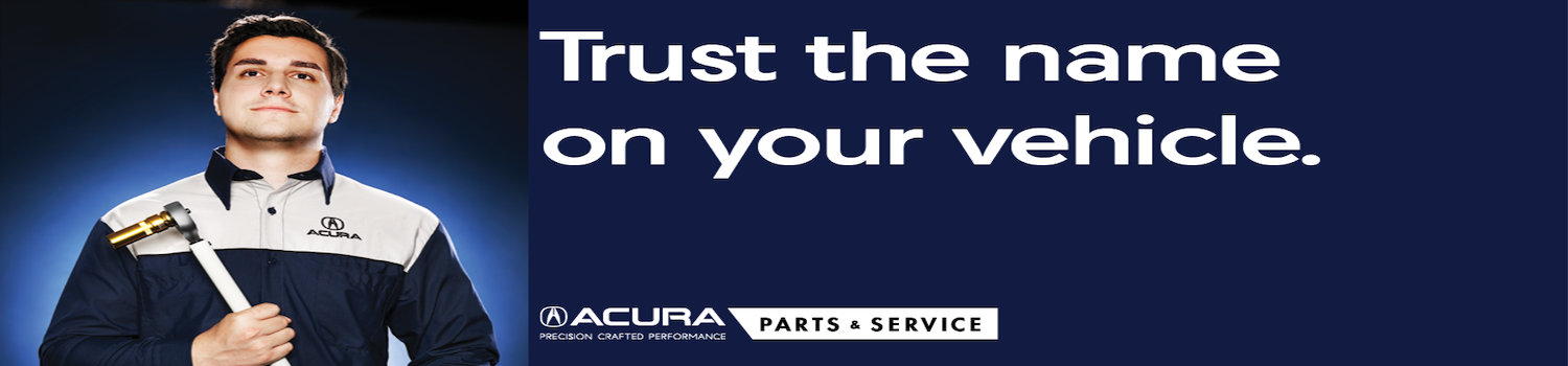 Acura Service Banner