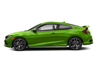 Honda Civic Coupe Si