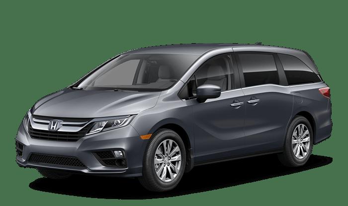 2019 Honda Odyssey Gray
