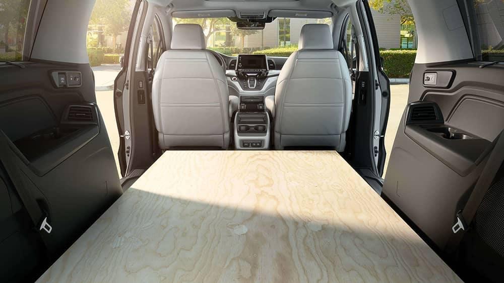 2019 Honda Odyssey Cargo