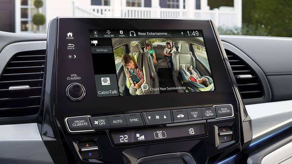 2019 Honda Odyssey Camera