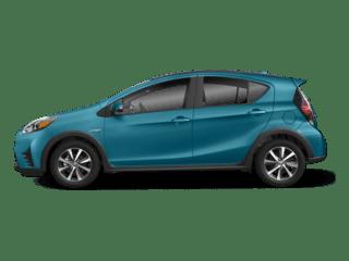 CA-Toyota Prius c