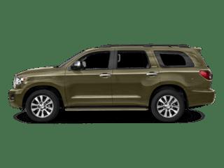 CA-Toyota Sequoia