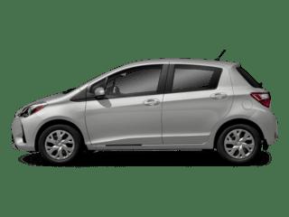 CA-Toyota Yaris Hatchback