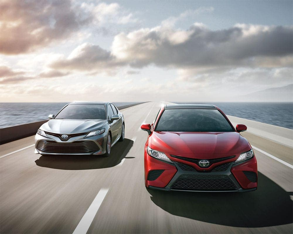 2019-Toyota-Camry-CA-XLE-Hybrid-Celestial-Silver-Metallic-XSE-V6-Ruby-Red-Pearl