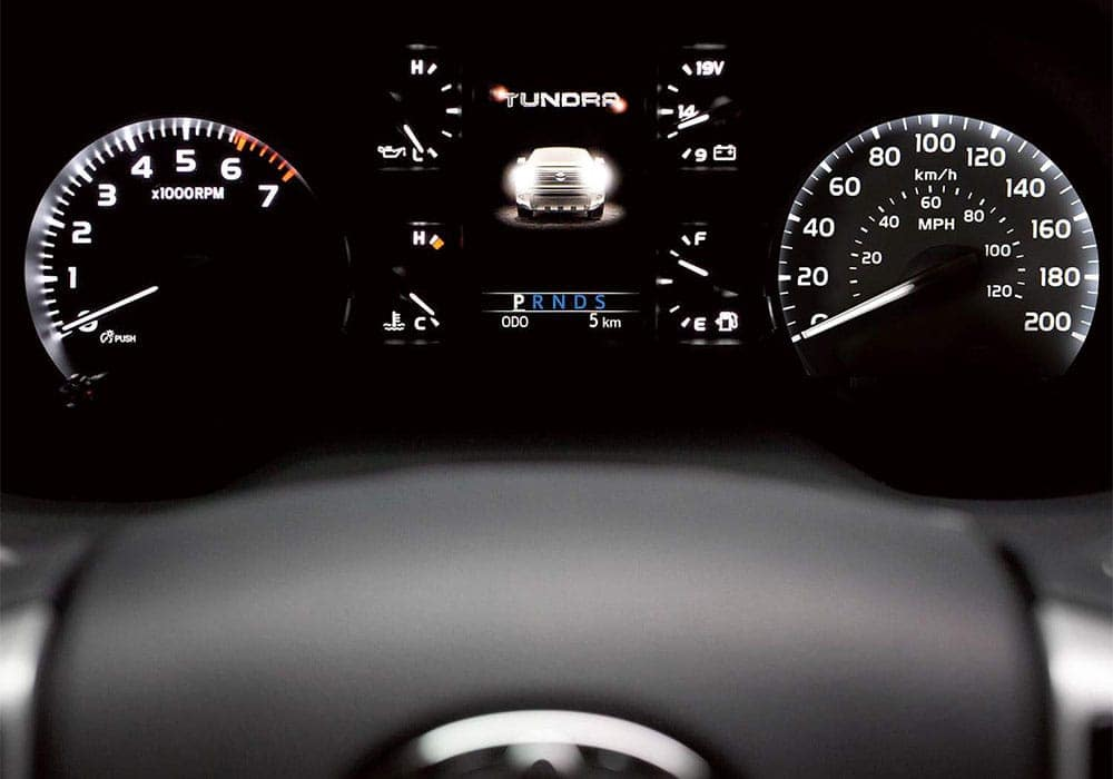 2019-Toyota-Tundra-CA-Gauge-Cluster