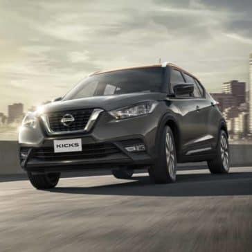 2019 Nissan Kicks Driving