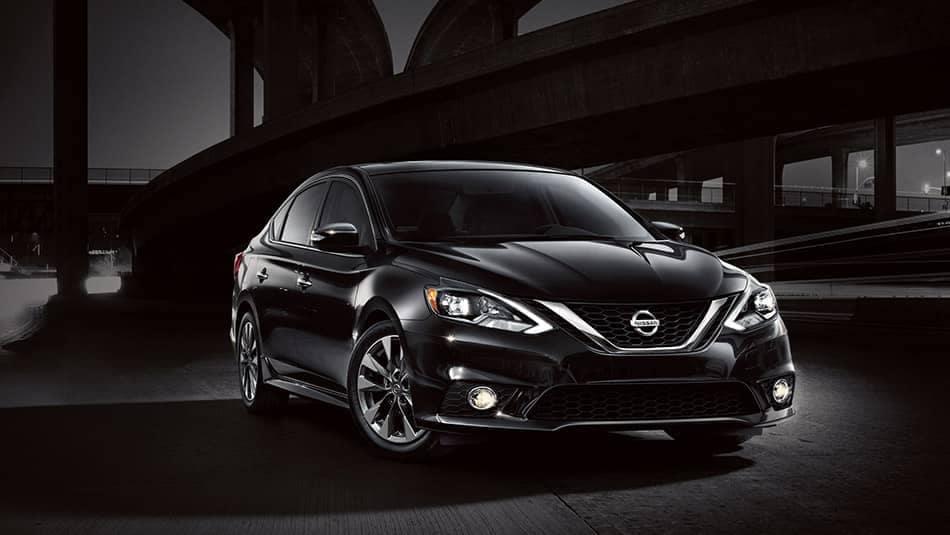 2019 Nissan Sentra Black