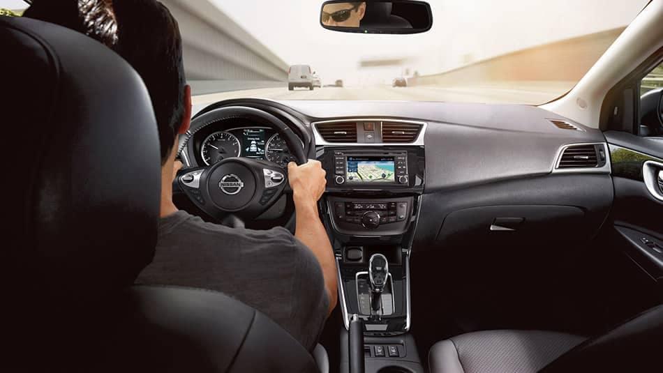 2019 Nissan Sentra Driver