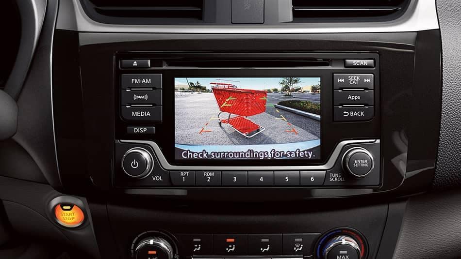 2019 Nissan Sentra Camera