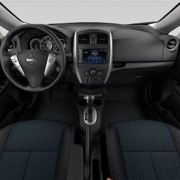 2019 Nissan Versa Note Interior