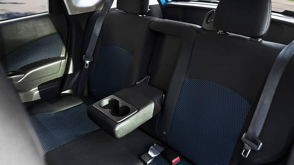 2019 Nissan Versa Note Seating