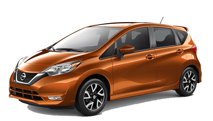 2019 Nissan Versa Note Orange