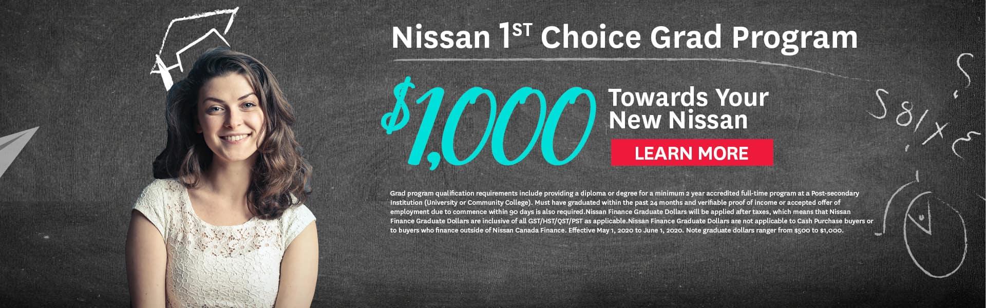 Nissan_Grad_Program_Home_Page_Banner_Desktop_May2020