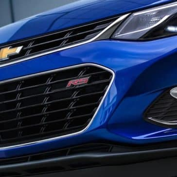 2019 Chevy Cruze Grill