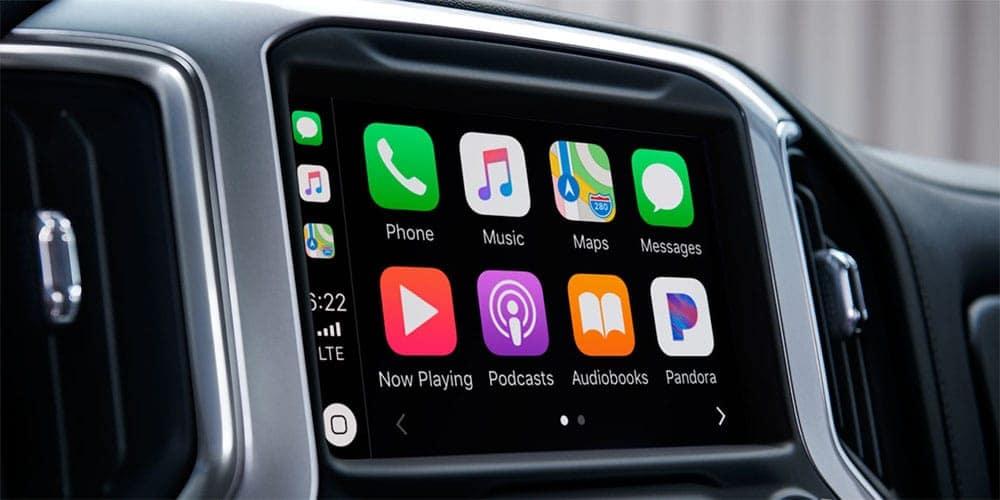 2019 Chevrolet Silverado 1500 Touchscreen
