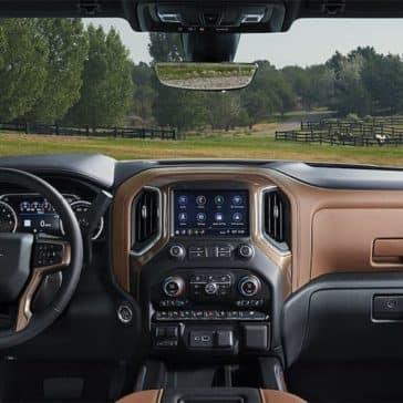 2019 Chevrolet Silverado 1500 Dash