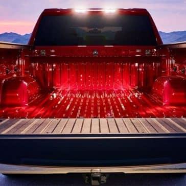 2019 Chevrolet Silverado 1500 Bed