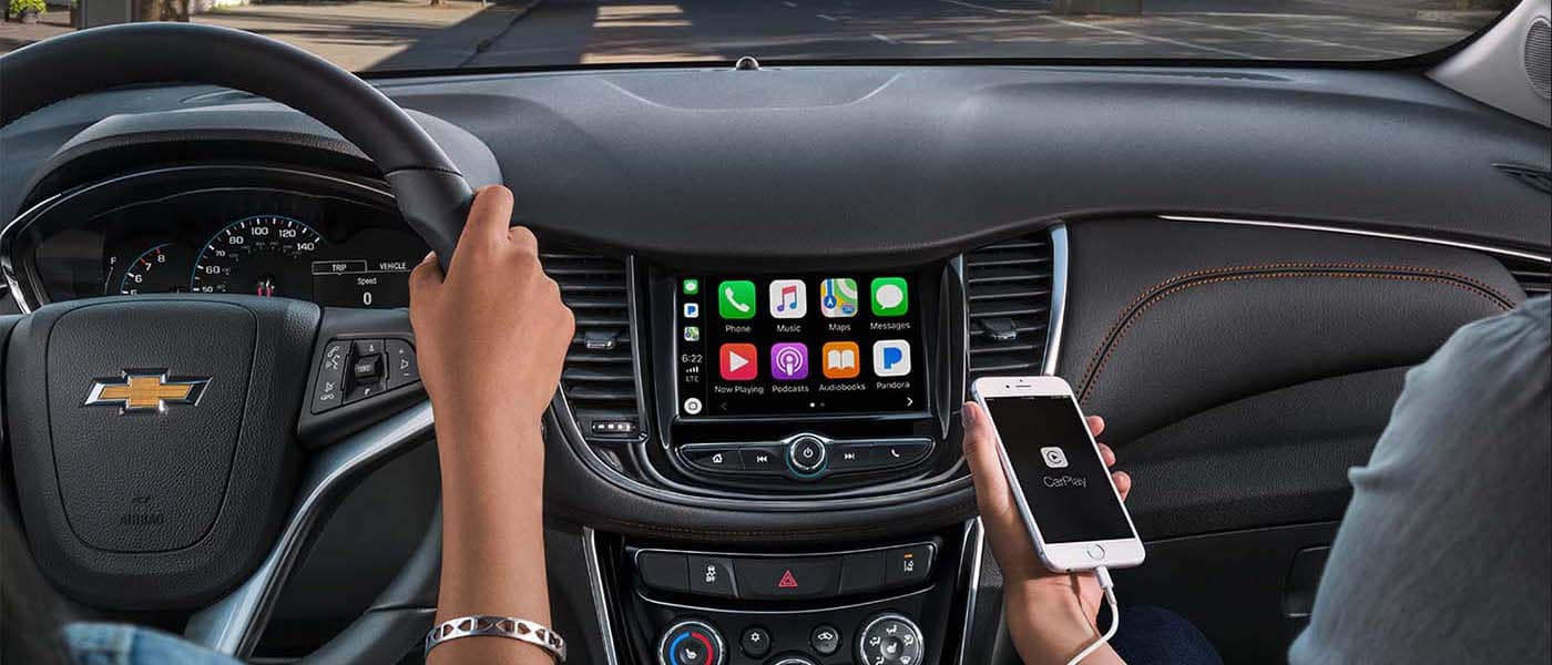 Apple Carplay Chevrolet