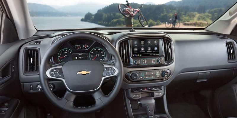 Chevy dashboard