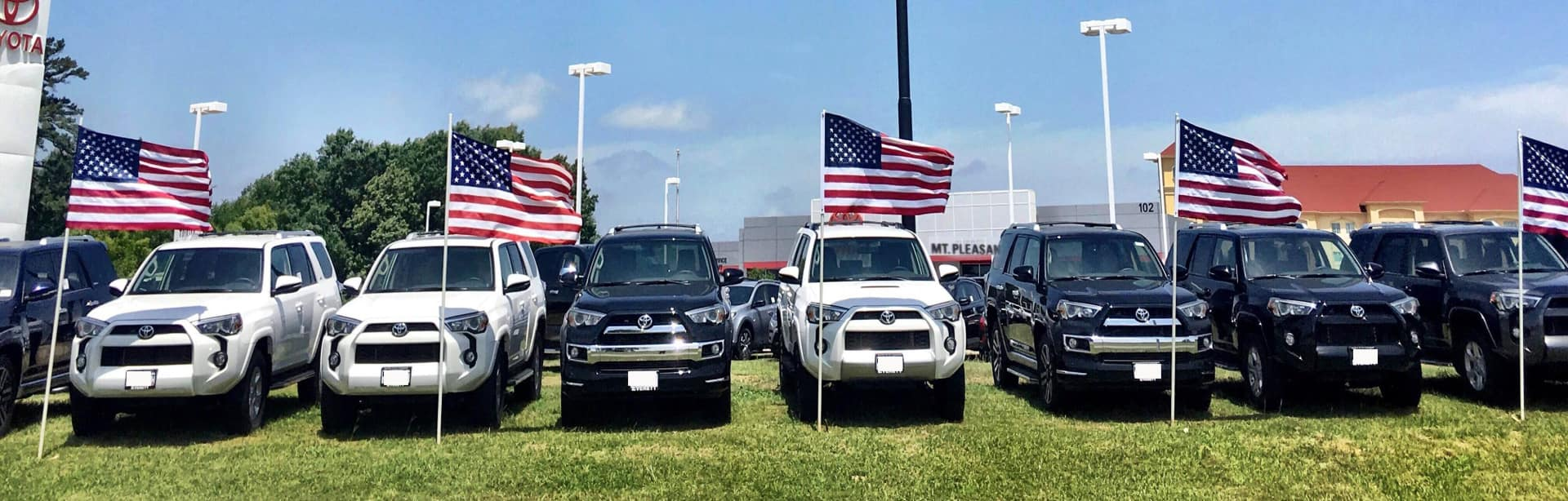 Car Dealerships In Longview Tx >> Toyota Of Mt Pleasant Toyota Dealer In Mt Pleasant Tx