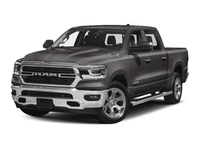 2019 RAM 1500 BIG HORN / LONE STAR CREW CAB 4X4 5'7
