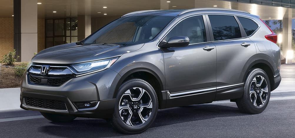 2019 Honda CR-V Parked on Street